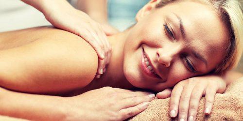 in-cabin massage at Point No Point resort